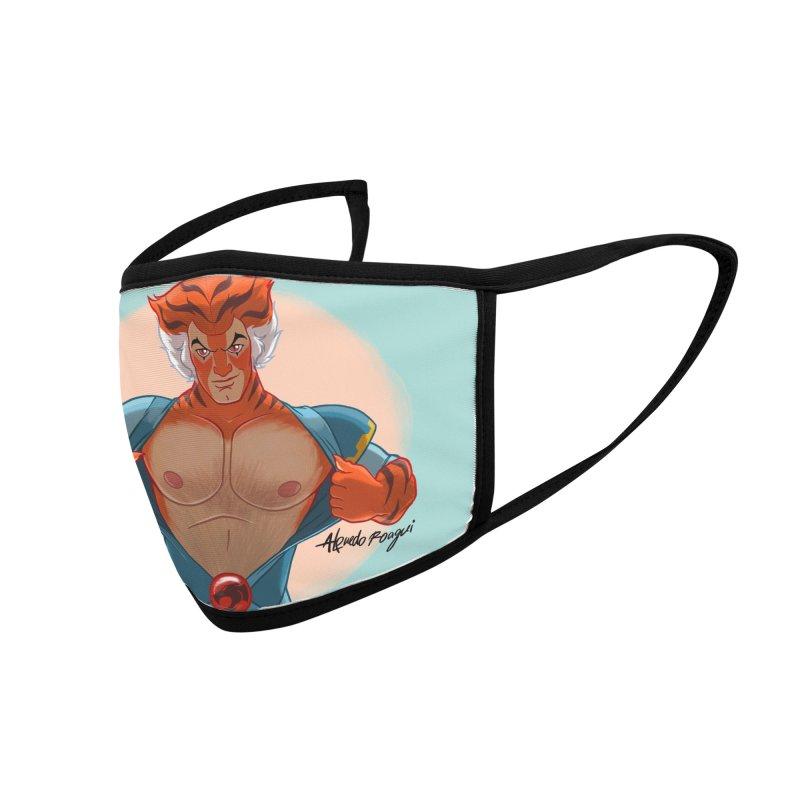Tigra Accessories Face Mask by Alfredo Roagui
