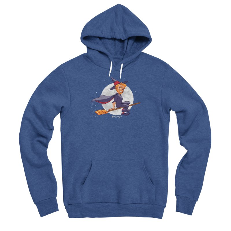 Bewitched Men's Pullover Hoody by Alfredo Roagui