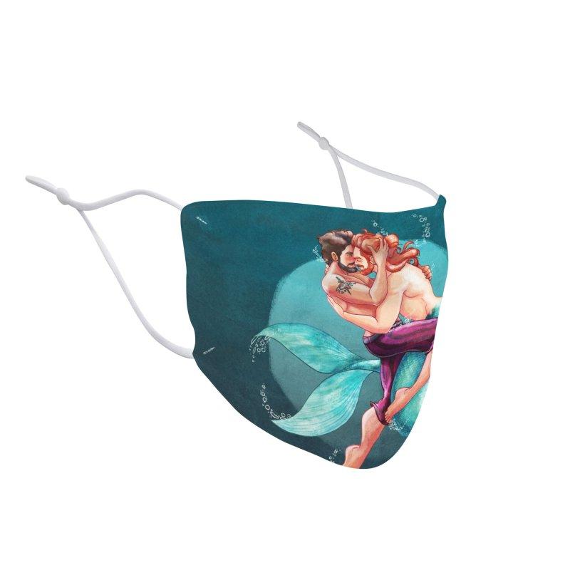 Sailor & Merman Accessories Face Mask by Alfredo Roagui
