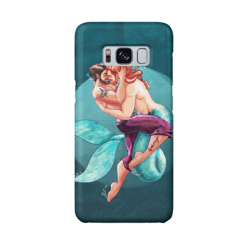 Sailor & Merman Accessories Phone Case by Alfredo Roagui