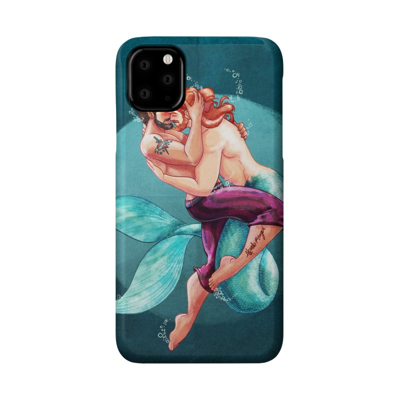 Sailor & Merman Accessories Phone Case by Alfredo Roagui