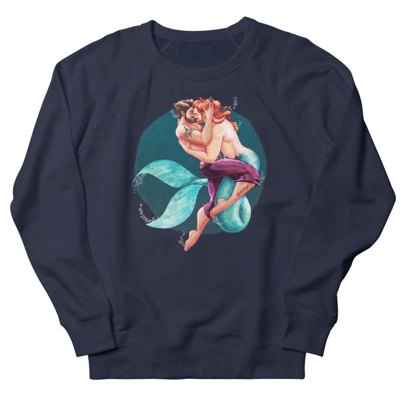 Sailor & Merman Men's French Terry Sweatshirt by Roagui's Artist Shop