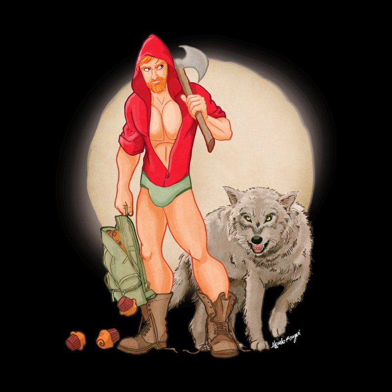 Red Riding Hood None  by roagui's Artist Shop