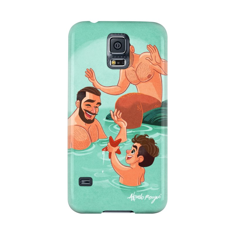 MerFamily Accessories Phone Case by Alfredo Roagui