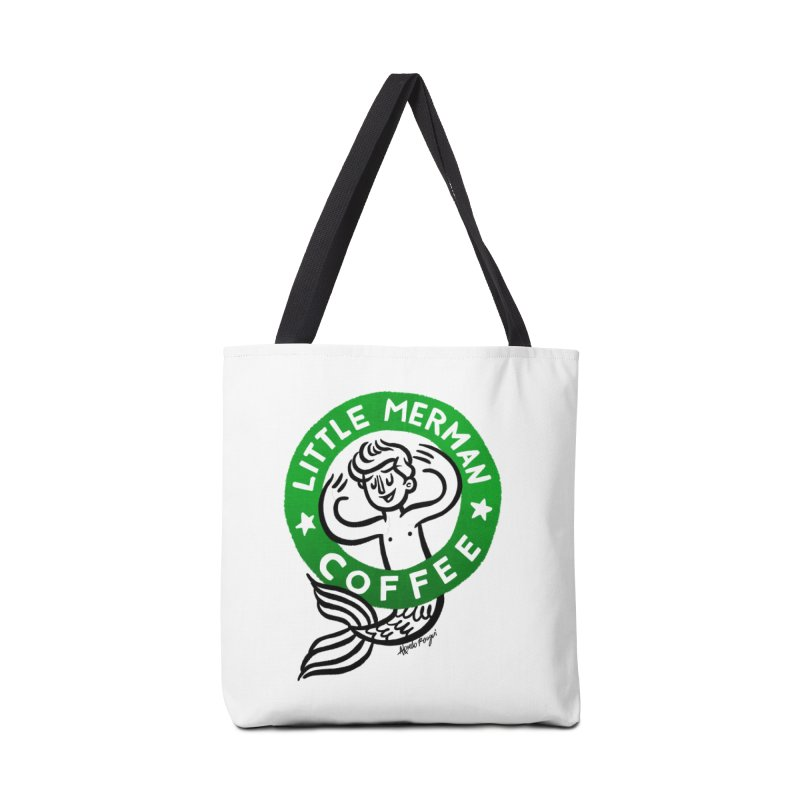 Little Merman Accessories Bag by roagui's Artist Shop