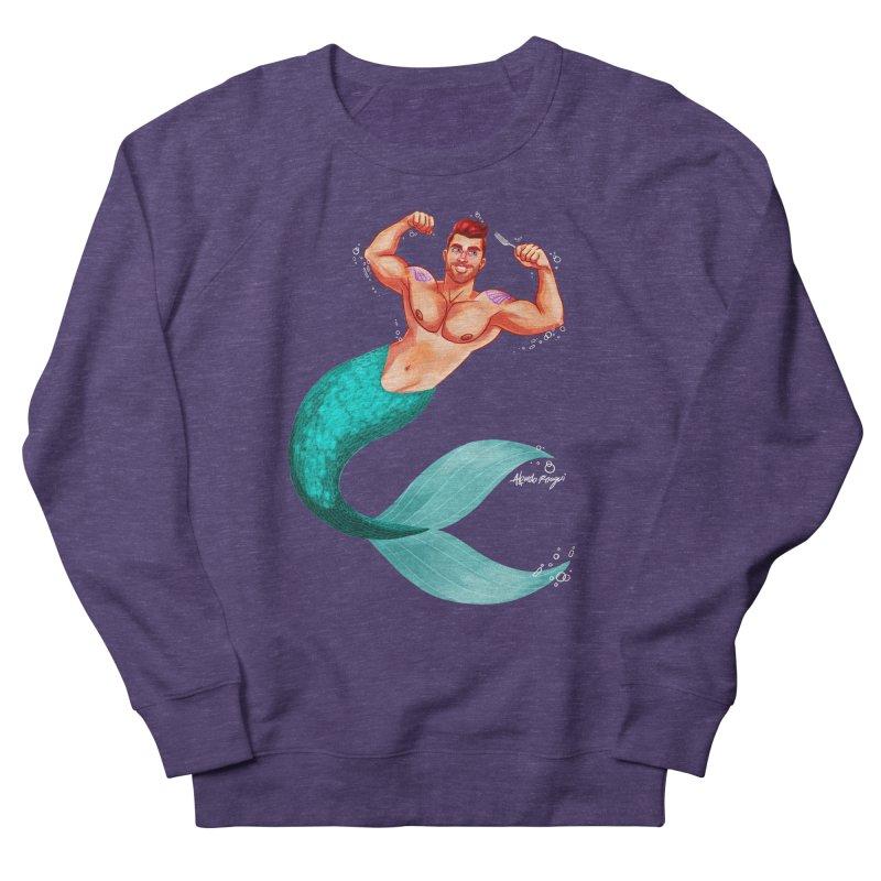 Ariel Men's Sweatshirt by Alfredo Roagui