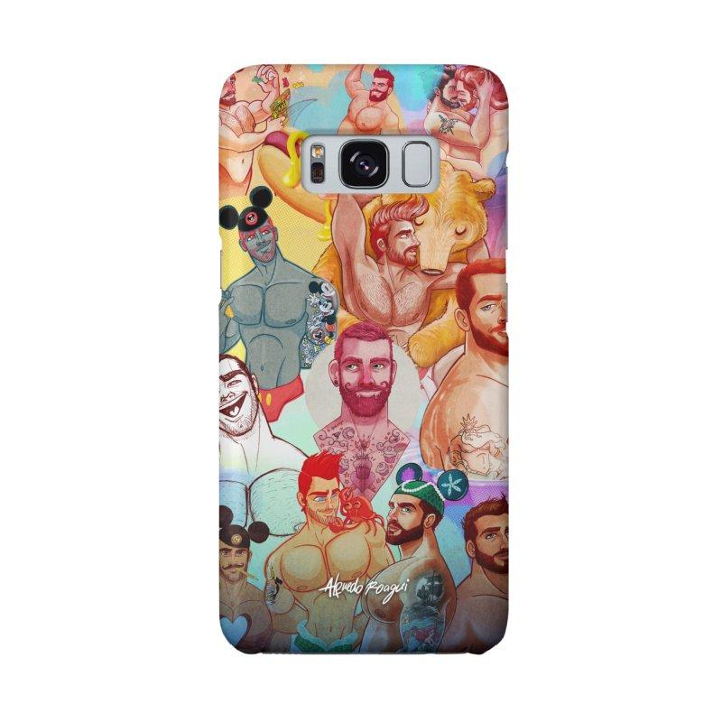 Retrospective Accessories Phone Case by Alfredo Roagui