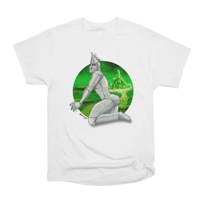 Tin Man Men's Classic T-Shirt by Roagui's Artist Shop