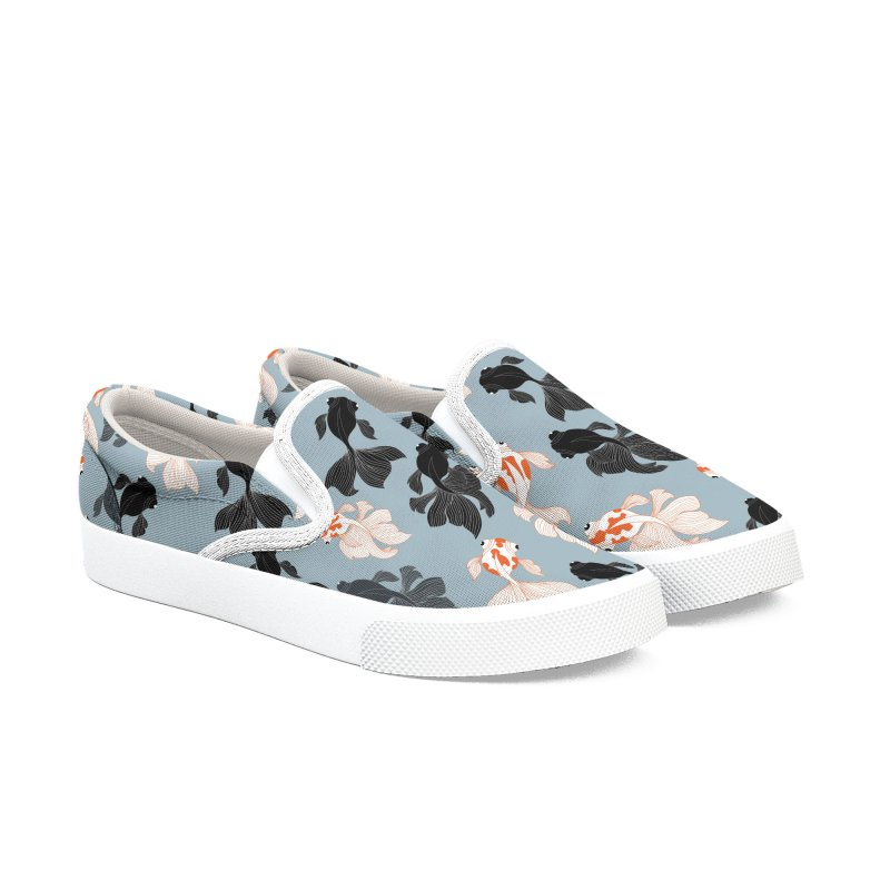 Here Fishy Fishy Shoes Women's Shoes by Roam & Roots Shop