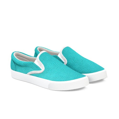 image for Totally Turquoise Shoes