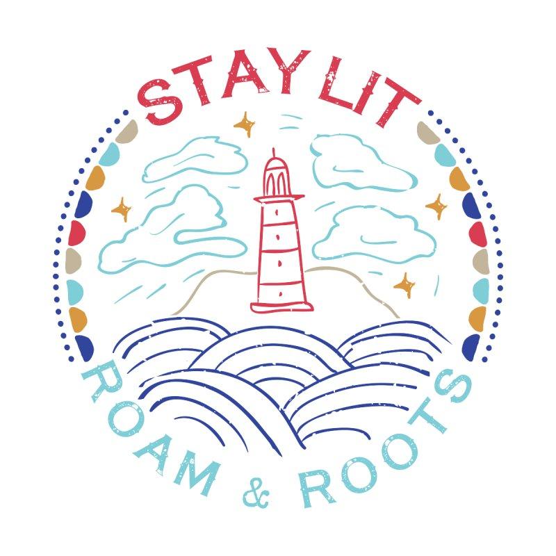 Stay lit Men's Pullover Hoody by Roam & Roots Shop