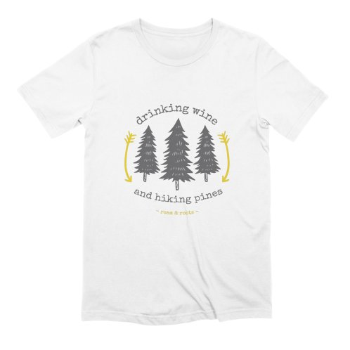 image for Drinking Wine and Hiking Pines