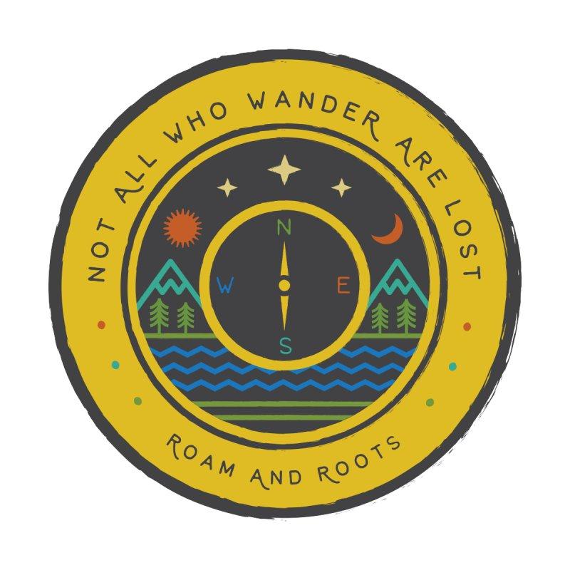 Wander Compass Home Bath Mat by Roam & Roots Shop