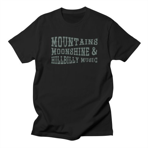 image for Mountains, Moonshine, and Hillybilly Music