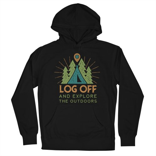image for Log Off and explore the Outdoors