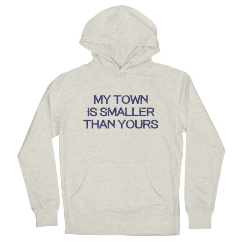 image for My town is smaller than yours