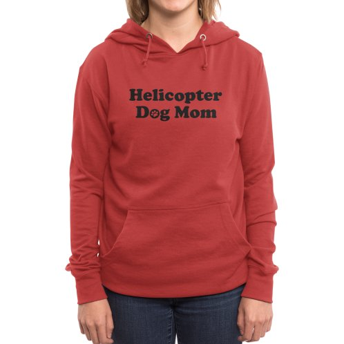 image for Helicopter Dog Mom