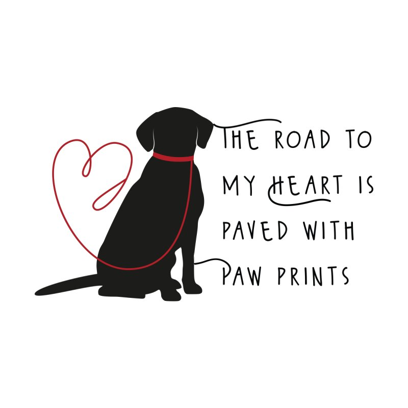 Paw Prints Accessories Mug by Roam & Roots Shop