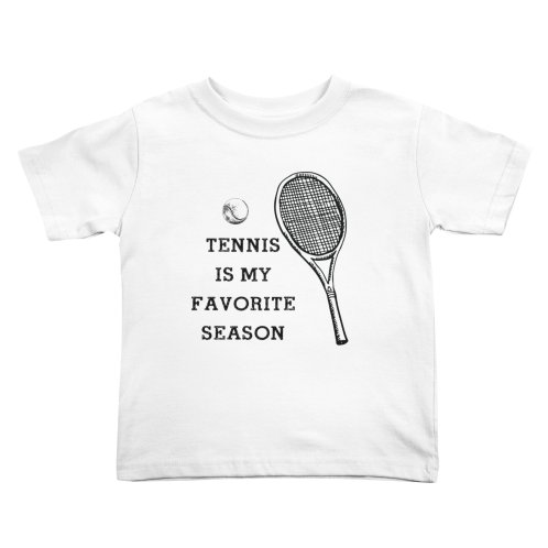 image for Tennis is my favorite season