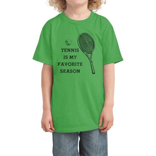 image for Tennis is my favorite season