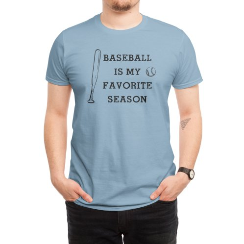 image for Baseball is my favorite season