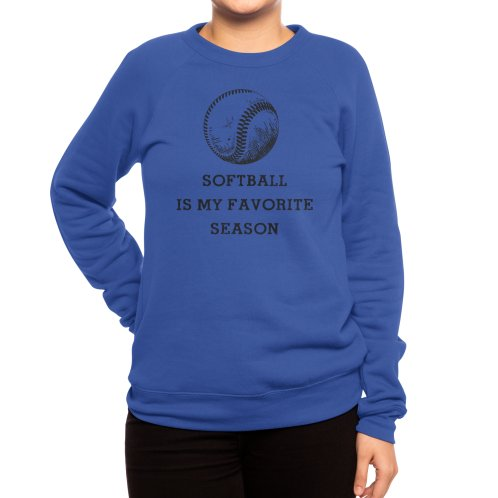 image for Softball is my favorite season