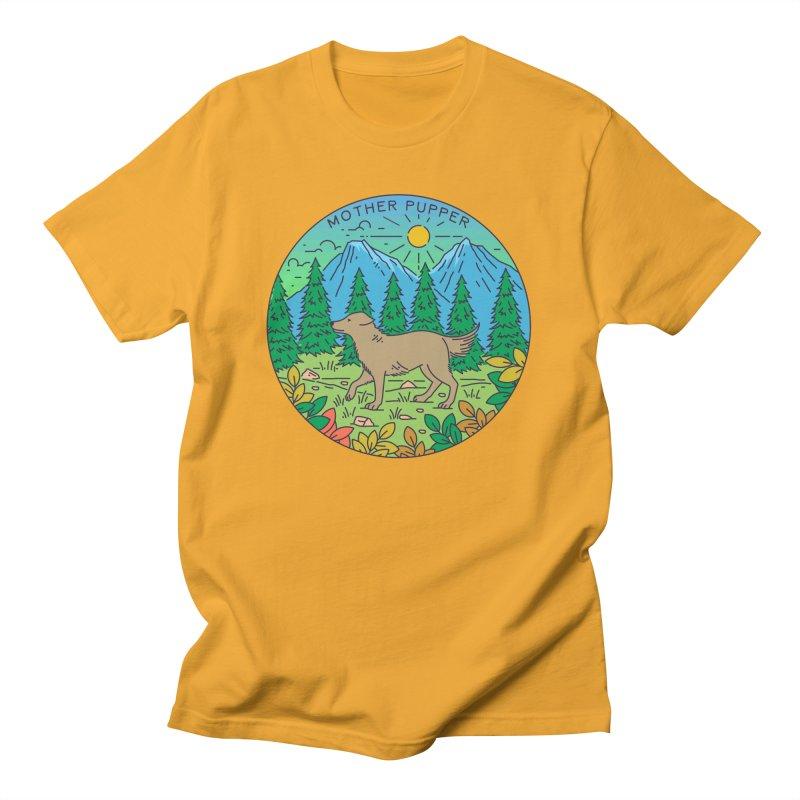 Mother Pupper Men's T-Shirt by Roam & Roots Shop