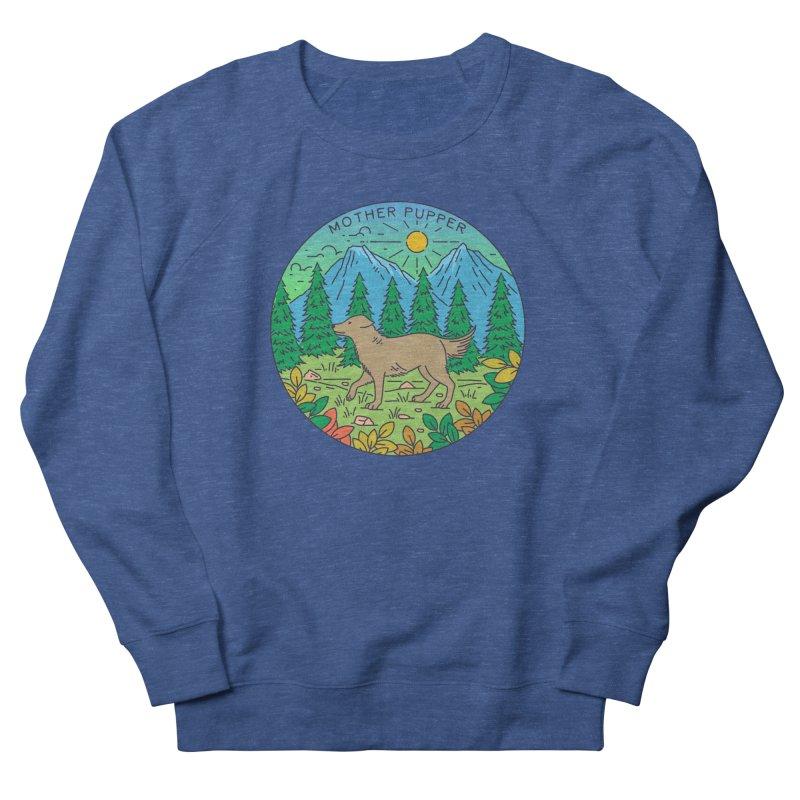 Mother Pupper Men's Sweatshirt by Roam & Roots Shop