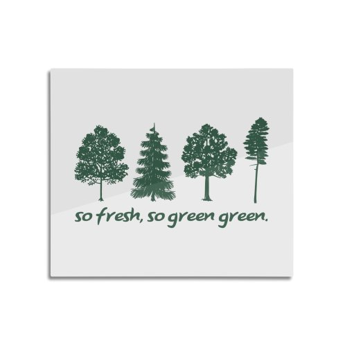 image for So Fresh, So Green Green