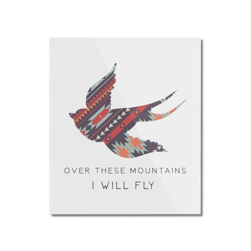 image for Over these Mountain