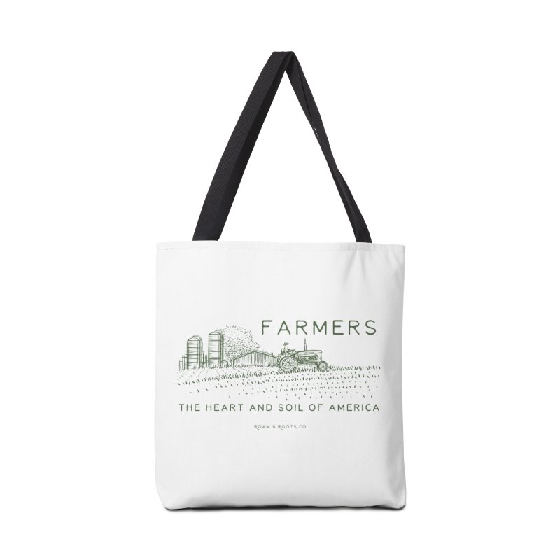 Farmers Accessories Bag by Roam & Roots Shop