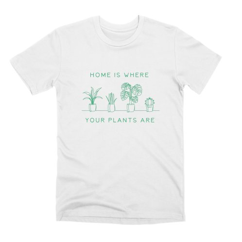 image for Home is where your plants are