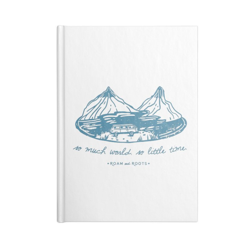 So much world Accessories Notebook by Roam & Roots Shop
