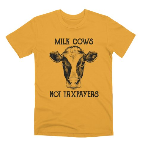 image for Milk Cows Not Taxpayers