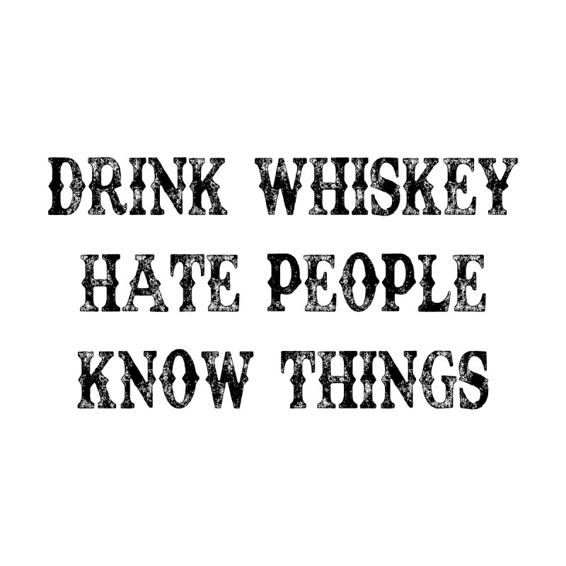 Drink Whiskey Accessories Magnet by Roam & Roots Shop