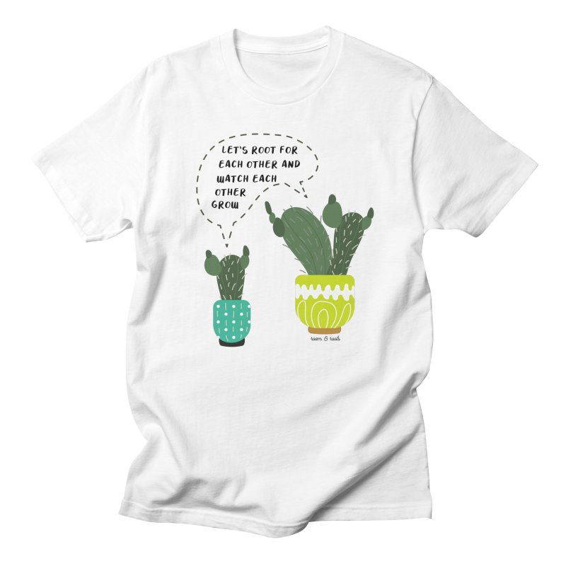 Let's root for each other Women's T-Shirt by Roam & Roots Shop