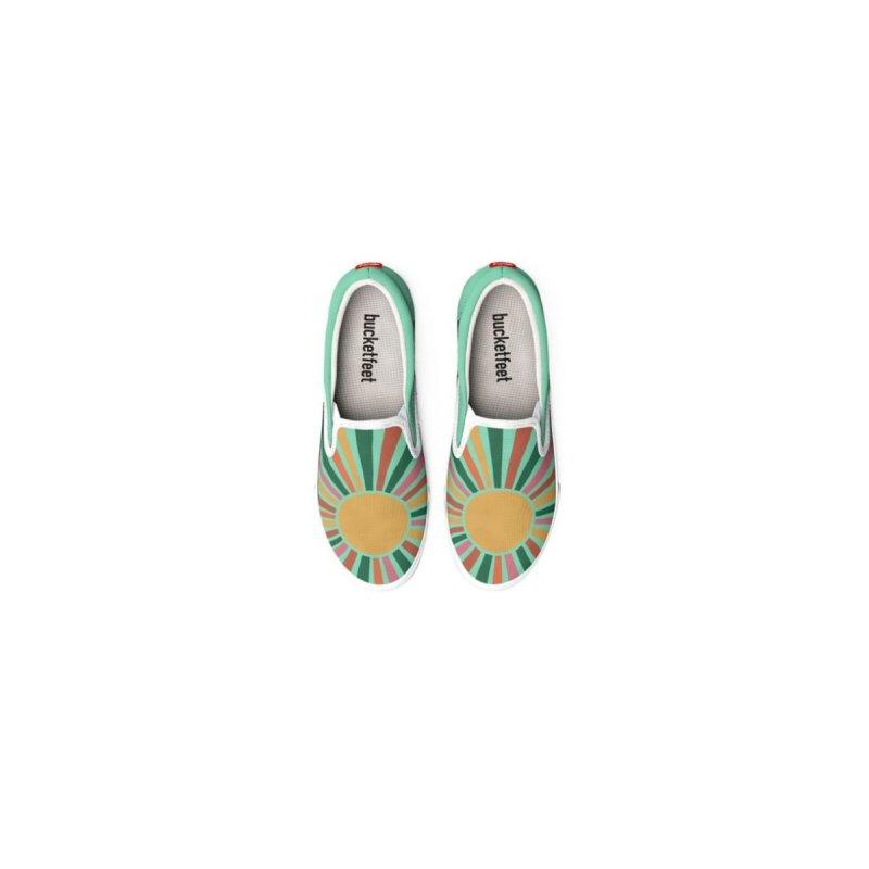 Here Comes the Sun Shoes Men's Shoes by Roam & Roots Shop