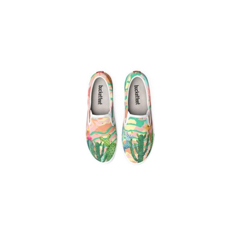 Rad Cacti Men's Shoes by Roam & Roots Shop