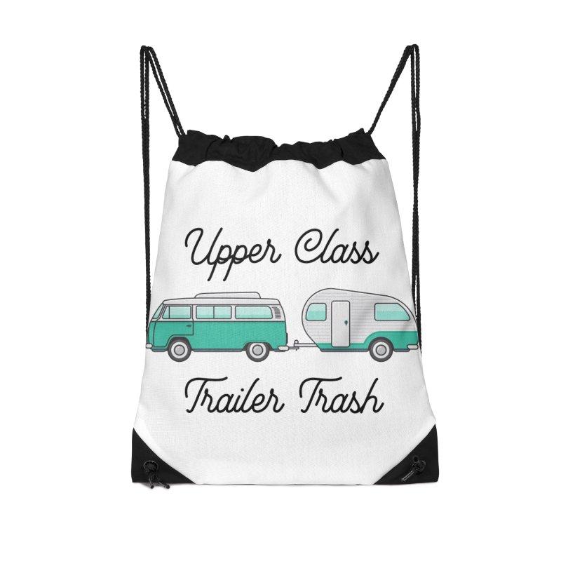 Upper Class Trailer Trash Accessories Bag by Roam & Roots Shop