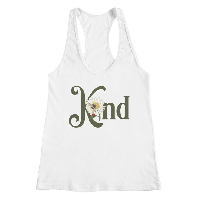 Be Kind Women's Tank by Roam & Roots Shop