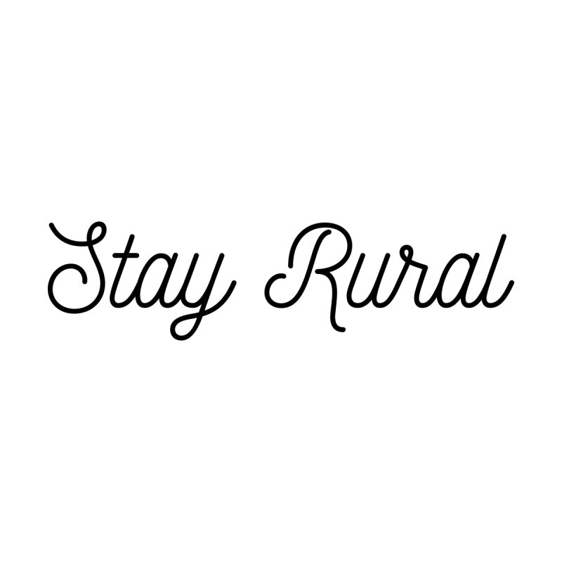 Stay Rural Women's Pullover Hoody by Roam & Roots Shop