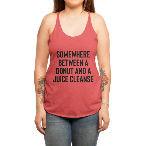 image for Somewhere between a donut and a juice cleanse