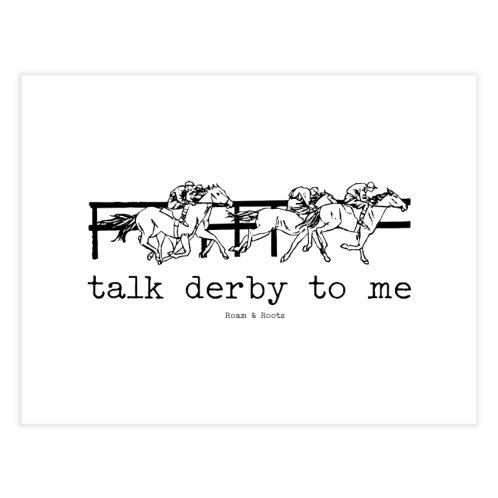image for Talk derby to me