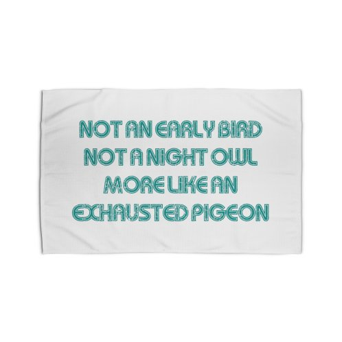 image for Exhausted Pigeon