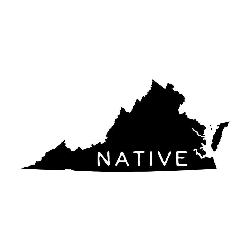 VA Native Men's Pullover Hoody by Roam & Roots Shop