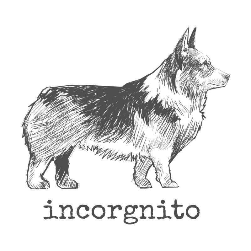 Incorgnito (Corgi) Women's Tank by Roam & Roots Shop