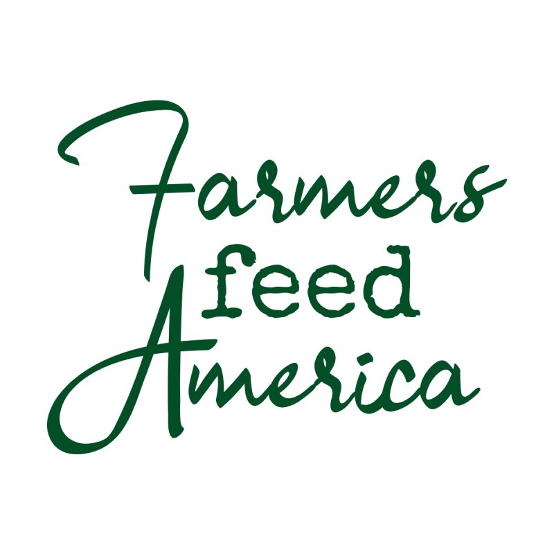 Farmers Feed America Accessories Notebook by Roam & Roots Shop