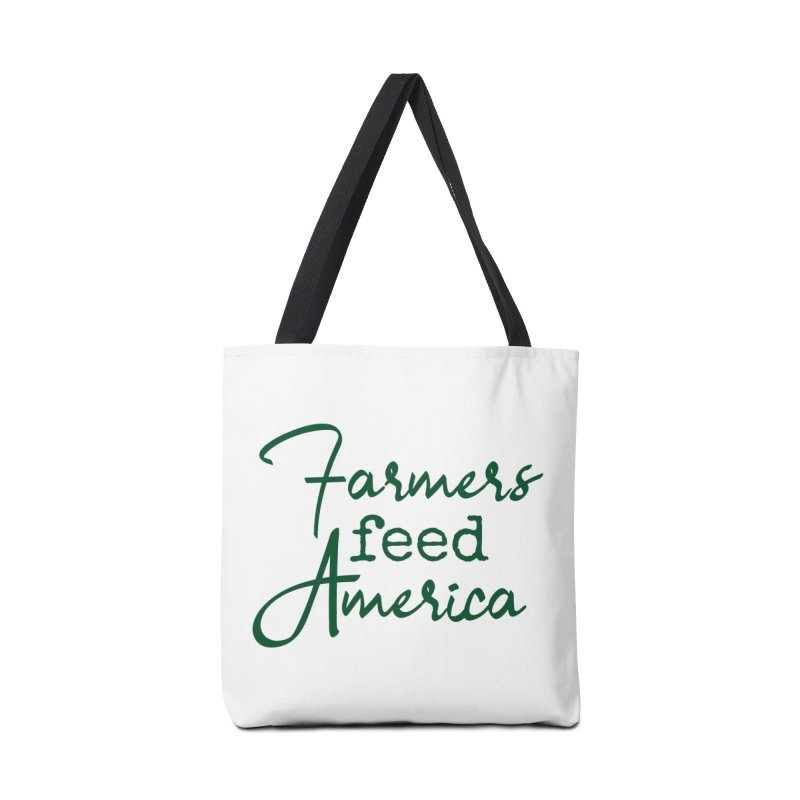 Farmers Feed America Accessories Bag by Roam & Roots Shop