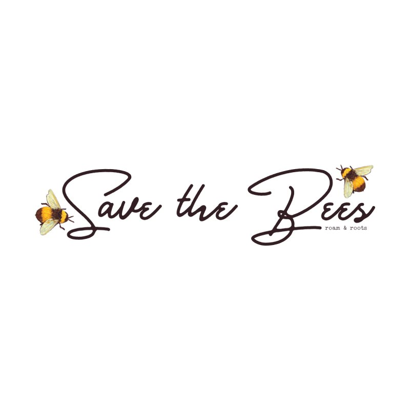 Save the Bees Accessories Notebook by Roam & Roots Shop