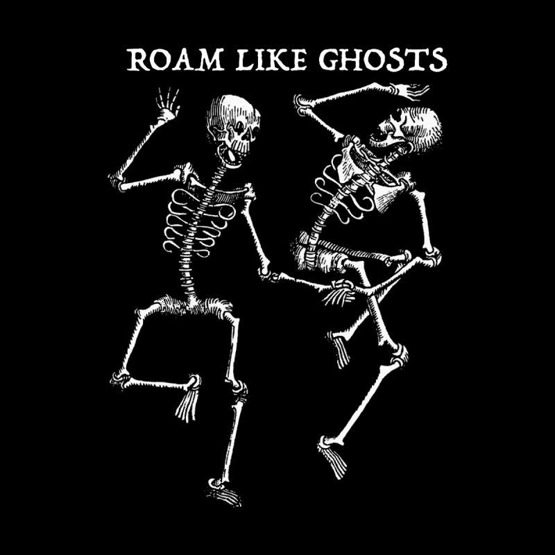 Roam Like Ghosts -  Dancing Skeletons Kids Baby Zip-Up Hoody by Roam Like Ghost's Merch Shop